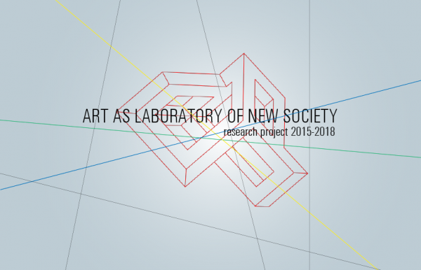 Art as Laboratory of New Society