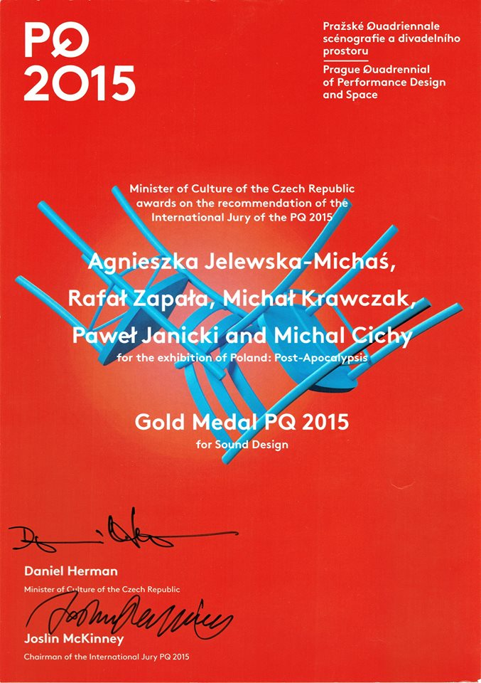 postapocalypsis gold medal